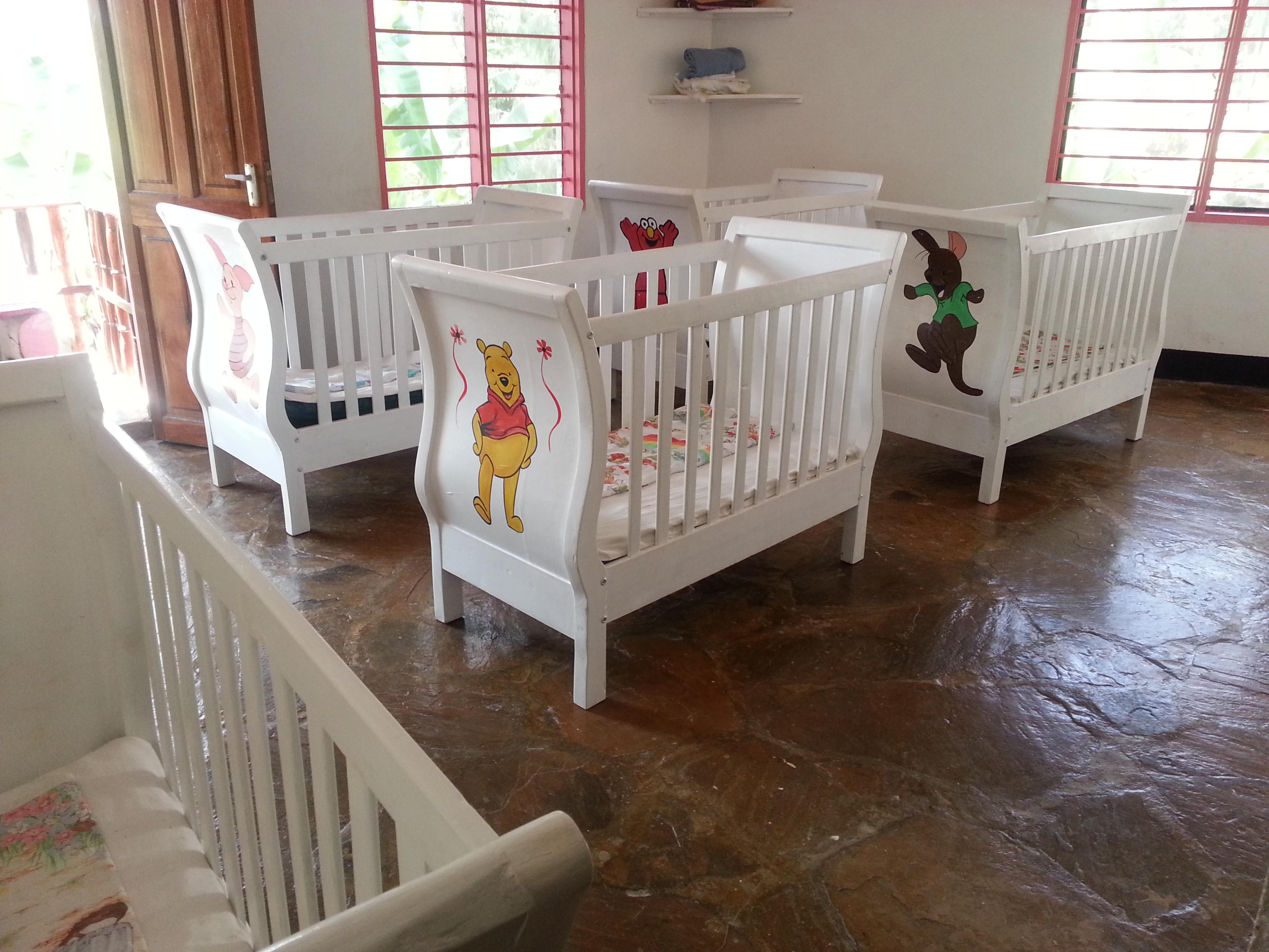 Baby slaapkamer Malindi