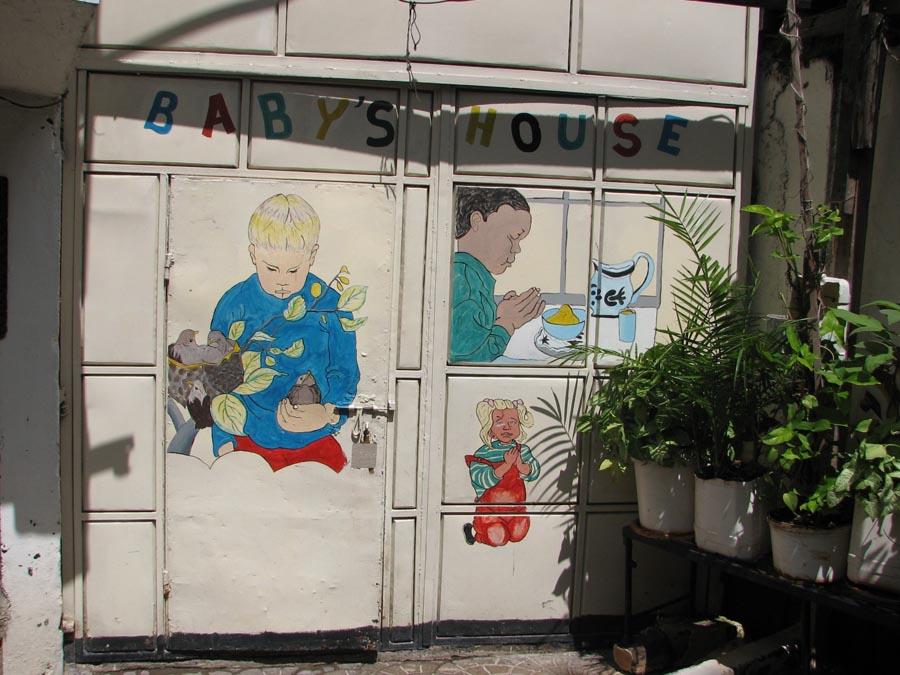 Poort Babyhouse