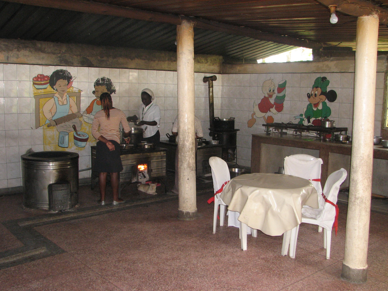 Keuken (3) Preparationhouse Ngong