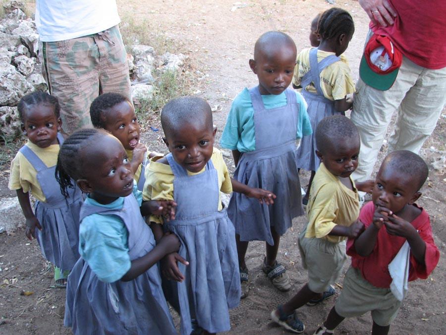 Klaar voor school Malindi