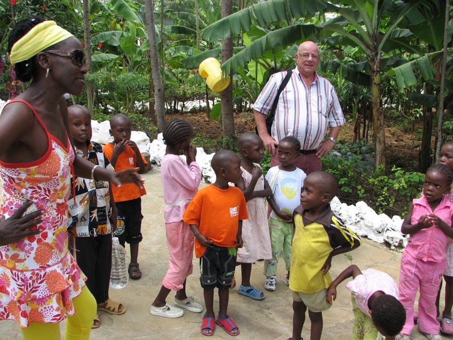 Bezoekers (2) Malindi