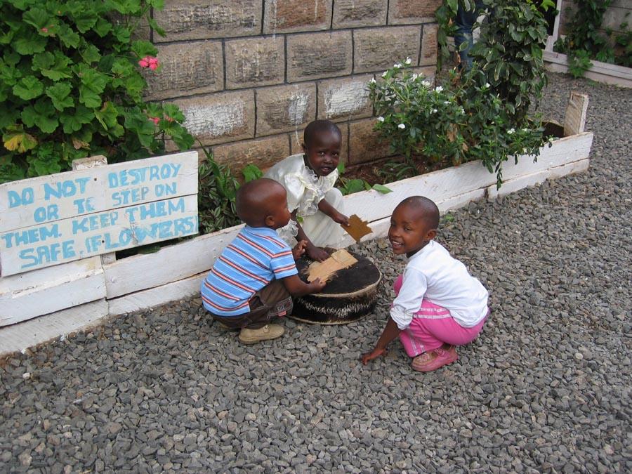 Kinderen (3) Preparationhouse Ngong