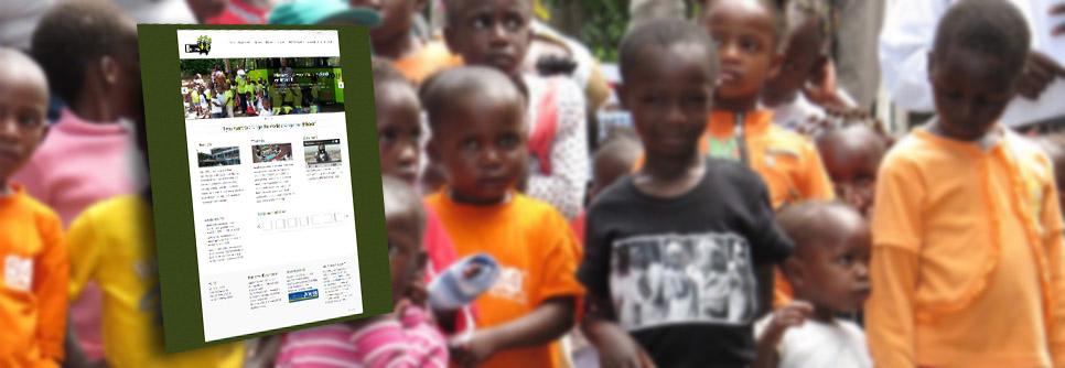 Nieuwe website voor Stichting Imani