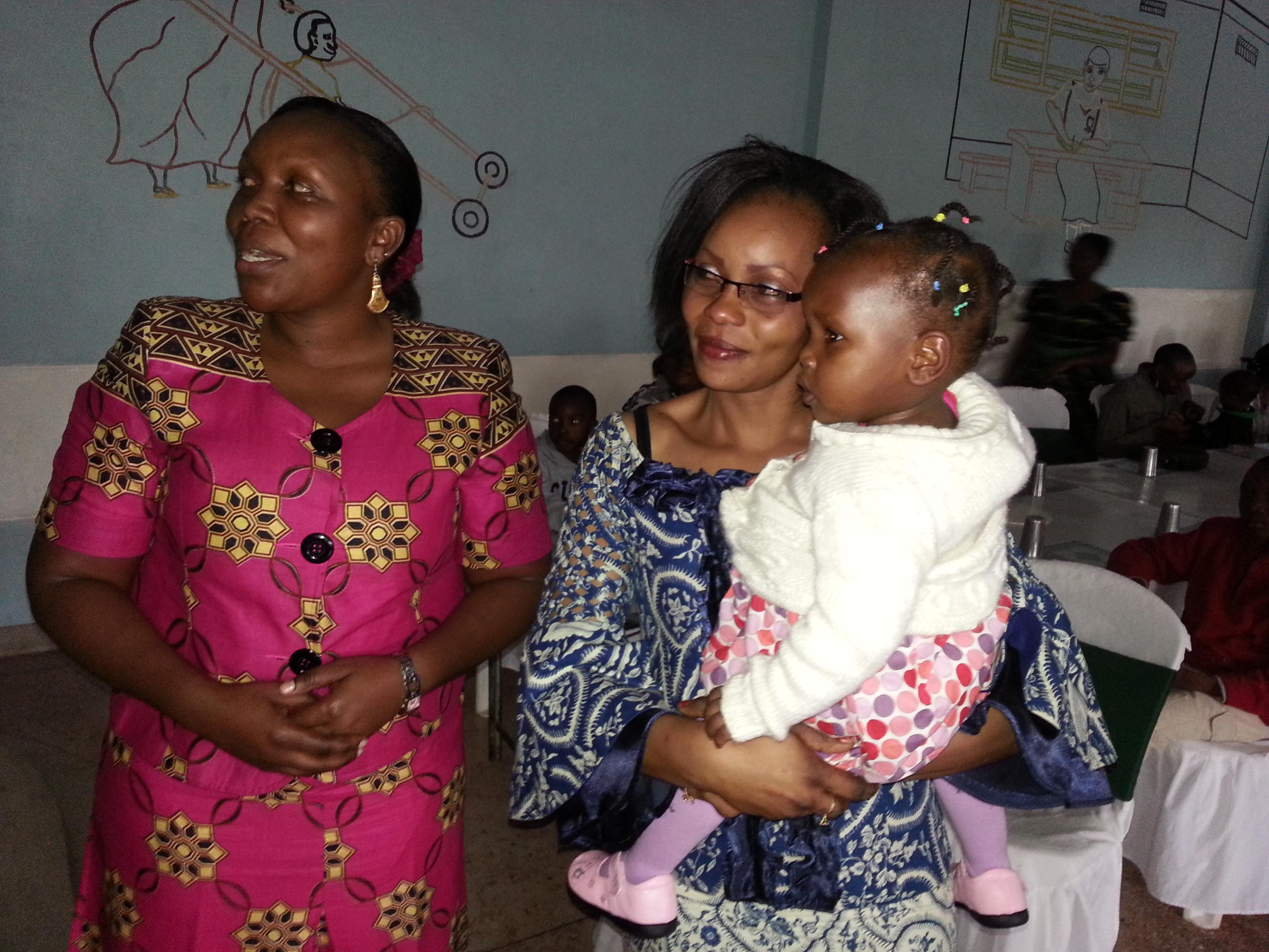 Opnieuw 10 Imani kinderen lokaal geadopteerd en 1 Imani kind naar een pleeggezin.
