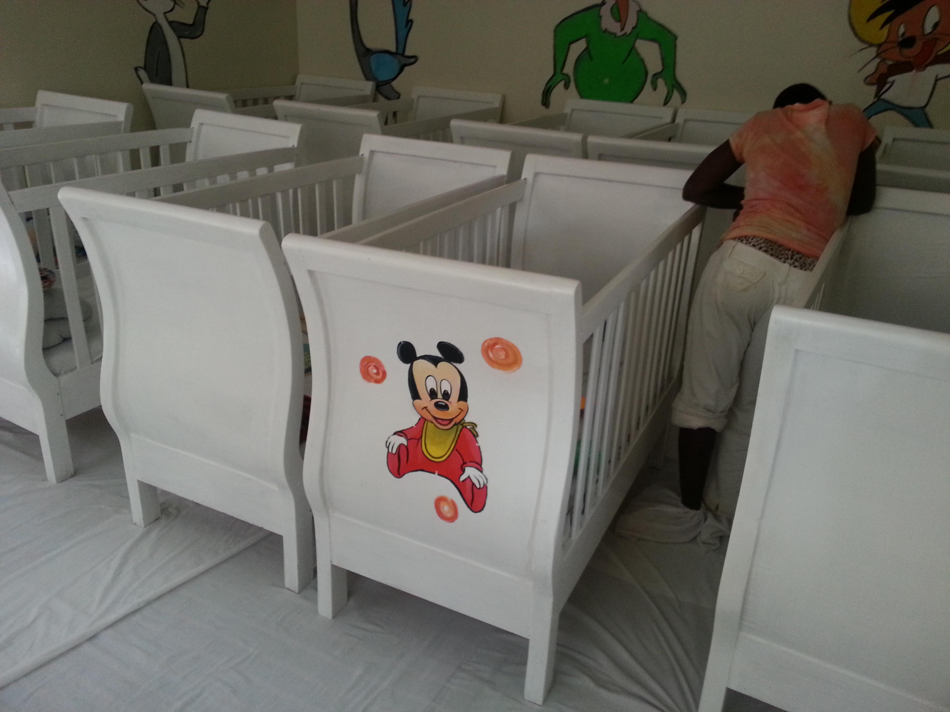 Bedden (2) Babyhouse